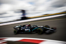 F1 Qualifying Results 2020 Eifel Grand Prix & Pole Position