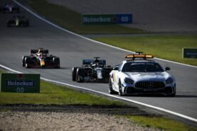 Aston Martin to supply F1 safety car from 2021