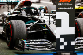 F1 Qualifying Results 2020 Portuguese Grand Prix & Pole Position