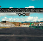 F1 Starting Grid 2021 Portuguese Grand Prix Race at Portimao