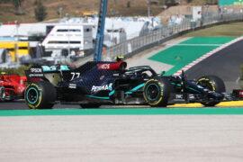 Second Free F1 Practice Results 2020 Portuguese GP