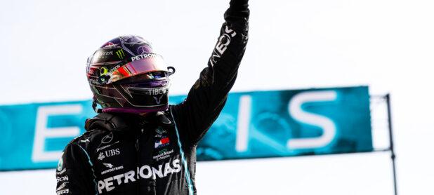 2020 Turkish Grand Prix Results