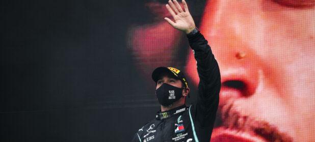 Hamilton responds back at lucky champion jibe