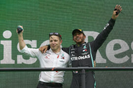 Opinions remain split about record braking wins of Hamilton