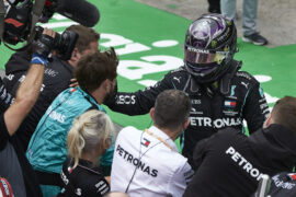 Hamilton's political power surprises Ecclestone