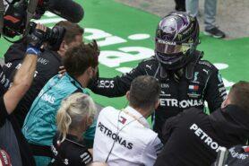 Hamilton's political power surprises Ecclestone