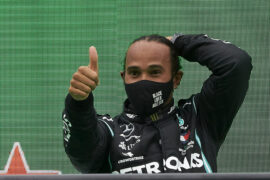 Ecclestone: Hamilton plays poker with four aces