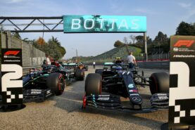 Quali F1 Imola driving style analysis by Peter Windsor