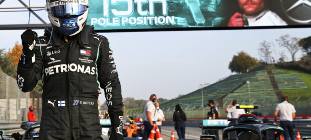 F1 Qualifying Results 2020 E. Romagna GP & Pole Position