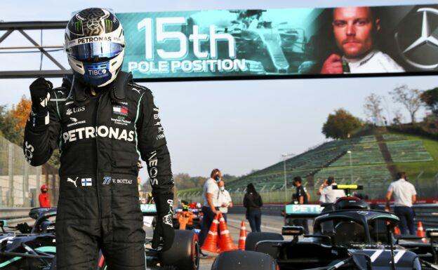 Bottas says Hamilton contract saga doesn't really matter