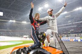 Vettel: Schumacher will always be my hero