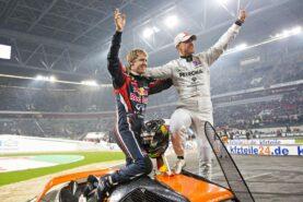 Vettel: Schumacher will always be my hero