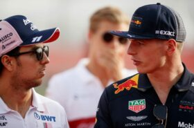 Berger: Verstappen-Perez a 'strong lineup