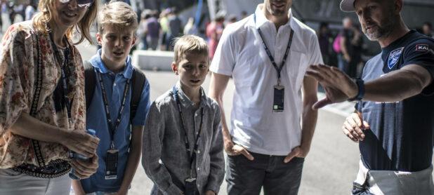 Alex Wurz's son could join Ferrari academy