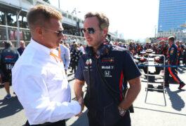 Steward Salo admits Hamilton penalties 'harsh'