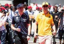 Verstappen repeats Hulkenberg preference for 2021