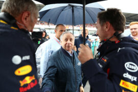Marko denies trying to  blackmail Todt over engine issue