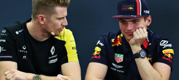 Ecclestone tells Red Bull to sign Hulkenberg