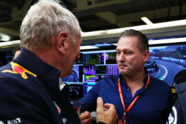Father: Max must drive competitive 2021 car