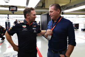 Jos Verstappen convinced his son will win next GP