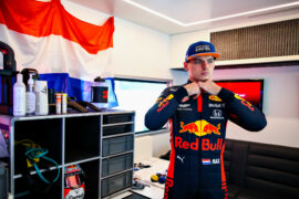 Verstappen not upset about missed F1 record