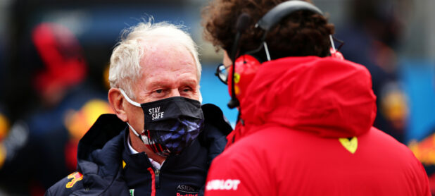 Red Bull not yet ruling out F1 exit