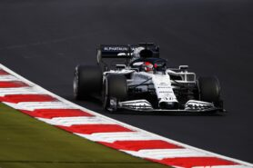 Daniil Kvyat's F1 Abu Dhabi GP Debrief