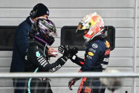 Mercedes reserve driver says Verstappen can take on Hamilton