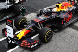Wolff: Verstappen better than Red Bull car