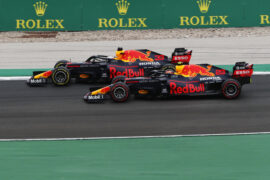 Wolff: Ferrari can't stop Red Bull engine