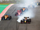 Animated Timelapse 2020 Portuguese Grand Prix