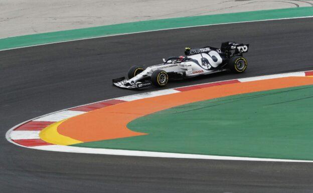 Pierre Gasly's Portuguese Grand Prix Debrief
