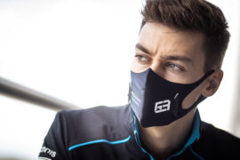 Ocon hopes 'brutal' F1 spares George Russell