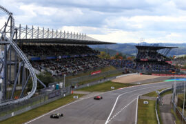 Not all tickets sold for Nurburgring race