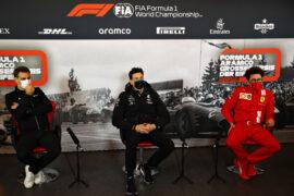 Constructors Press Conference 2020 Eifel GP