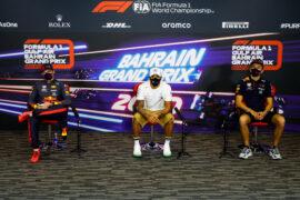 Post-Race Press Conference 2020 Bahrain F1 GP