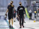 Journalist says Grosjean aims to race in Abu Dhabi