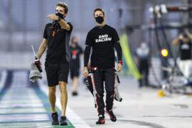 Journalist says Grosjean aims to race in Abu Dhabi