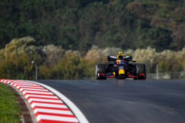 Second Free F1 Practice Results Turkish F1 GP (FP2)
