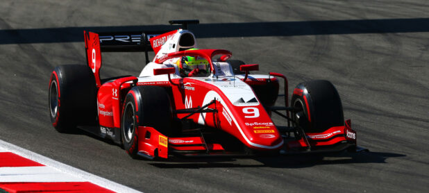 Mick Schumacher listen to one or two tips from his father