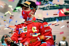 Vettel's Turkish GP message for the Tifosi