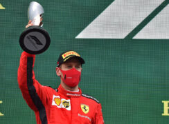 Vettel 'wouldn't say no' to Mercedes offer