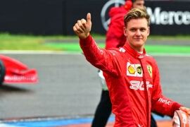 Schumacher criticised for not commenting on current racial and environmental activism