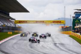 2020 Turkish Grand Prix Timelapse