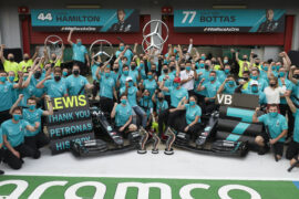 Costa thinks Mercedes will continue to dominate