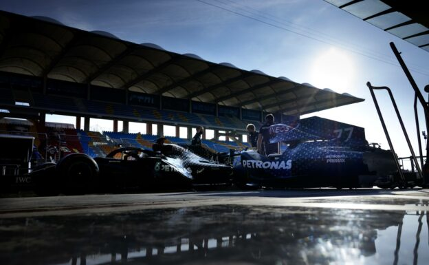 First Free F1 Practice Results Turkish F1 GP (FP1)
