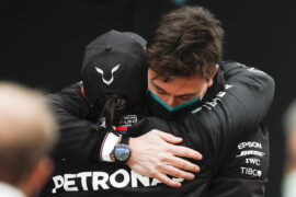 Wolff: Hamilton 'more expensive' with seventh title