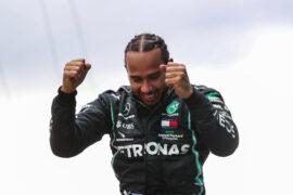 Mercedes confirms that Hamilton will race in Abu Dhabi