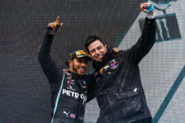 Wolff: Hamilton will eventually sign contract