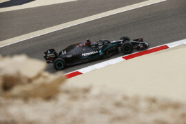 Second Free F1 Practice Results 2020 Bahrain GP